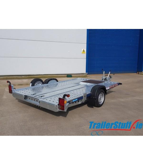 Brian James C2 Blue 3.20m Single Axle
