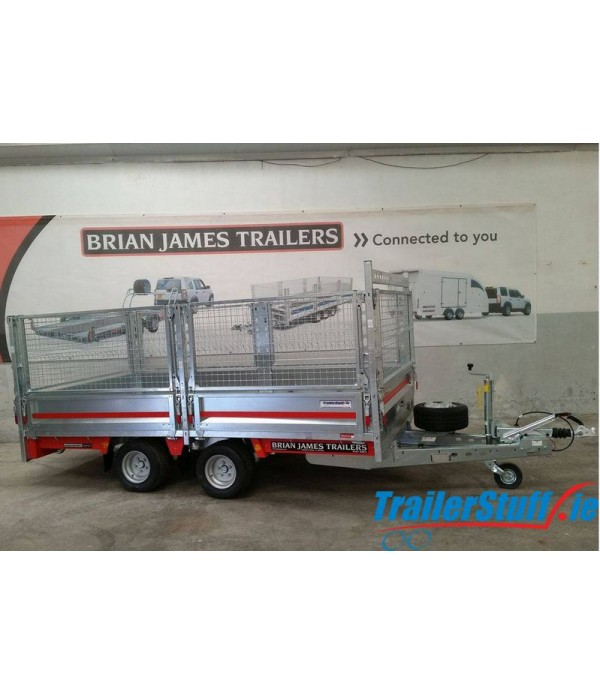 Brian, James, Cargo, Compact,