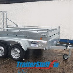 Lider Robust 37394 8x4 Unbraked Rear Loading Ramp