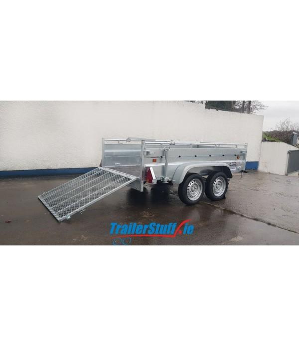 Lider Robust 37394 8x4 Unbraked Rear Loading Ramp