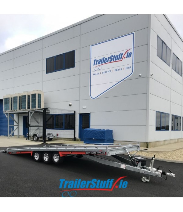 Brian James T6 Transporter 5.50m Tri-Axle