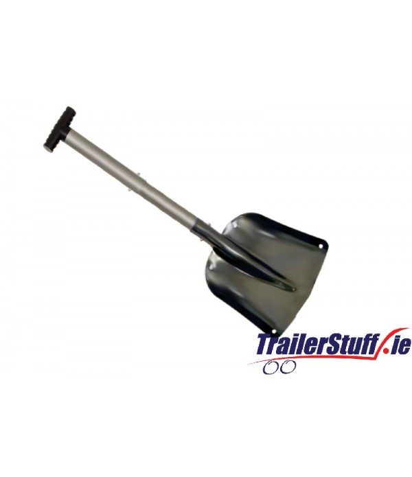 SNOW SHOVEL KIT  ALUMINIUM