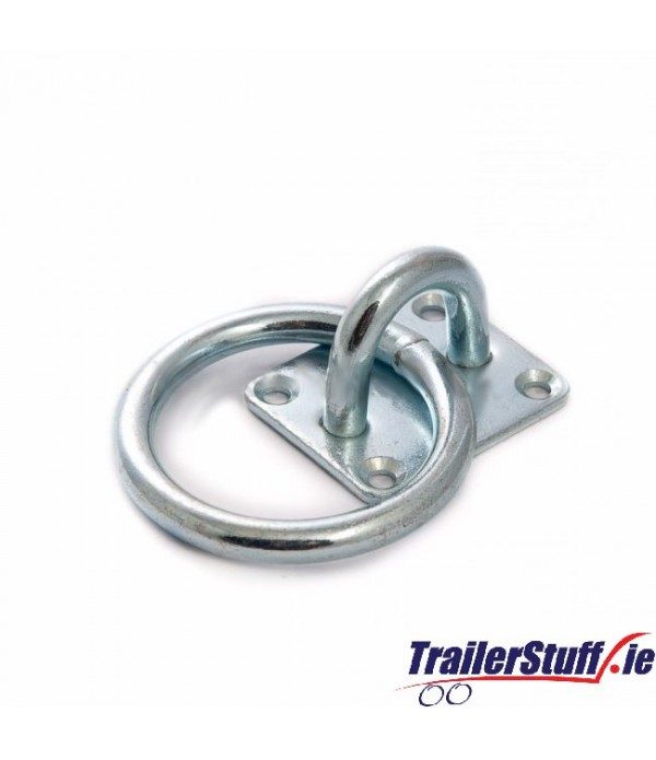 Ring and plate