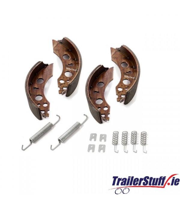 Genuine AL-KO 2051 brake shoe axle kit