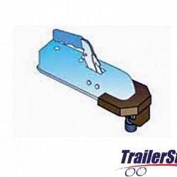 DELUXE TRAILER COUPLING LOCK