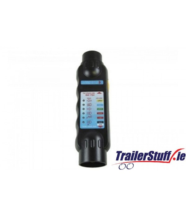 12N 7 PIN CAR AND TRAILER TESTER