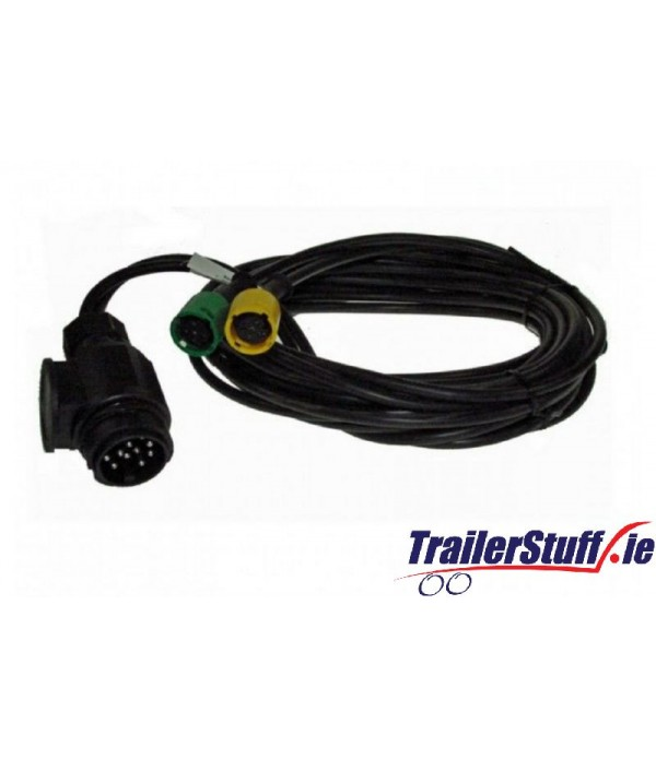 6M AJBA 13PIN QUICK FIT HARNESS
