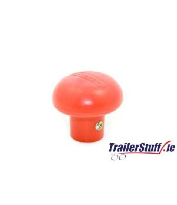 Knob for Bradley jockey wheels