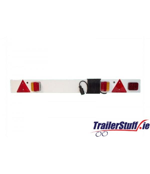 6ft LED TRAILER BOARD 10M CABLE PLUS FOG