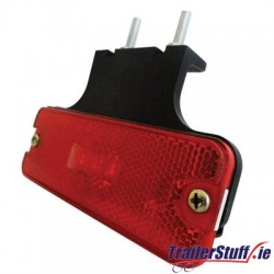Red LED Marker Lamp With Bracket