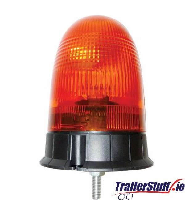 LED Single Bolt Rotating Beacon