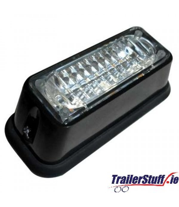 LED Directional Light Red