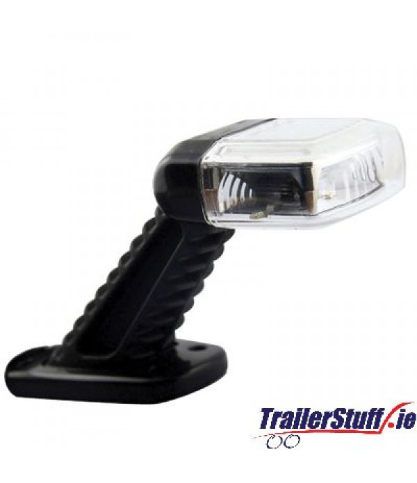 45° LED Rubber Stalk Lamp   Right