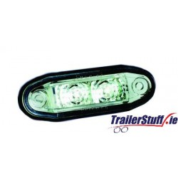 LED Cosmetic marker lamps - RED