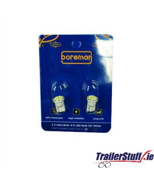Ultra Brite 8 X LED Bulb 24V