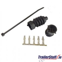 Aspock 5Pin Bayonet Connector - Male