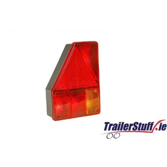 Aspock Earpoint I rear multifunction light