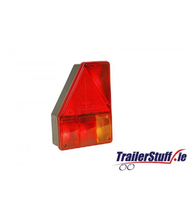 Aspock Earpoint I rear multifunction light left