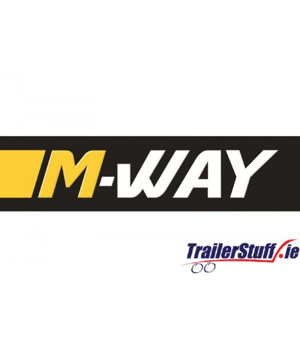 M-WAY PROFESSIONAL ROOF BAR APPLICATION LIST
