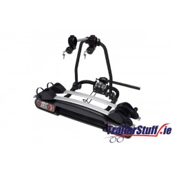 BC3022 M-WAY NIGHTHAWK TOWBALL MOUNTED 2 CYCLE CARRIER