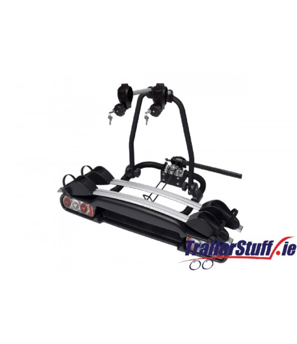 BC3022 M-WAY NIGHTHAWK TOWBALL MOUNTED 2 CYCLE CAR...