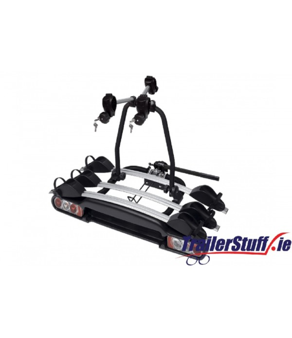 BC3023 M-WAY NIGHTHAWK PLUS TOWBALL MOUNTED 3 CYCL...