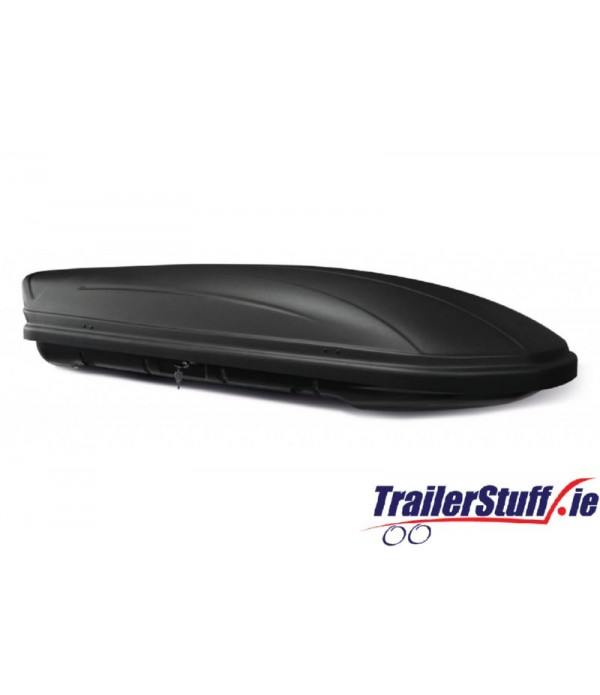 MW5460 MWAY VENOM 460 DARK - 460L BLACK ROOF BOX