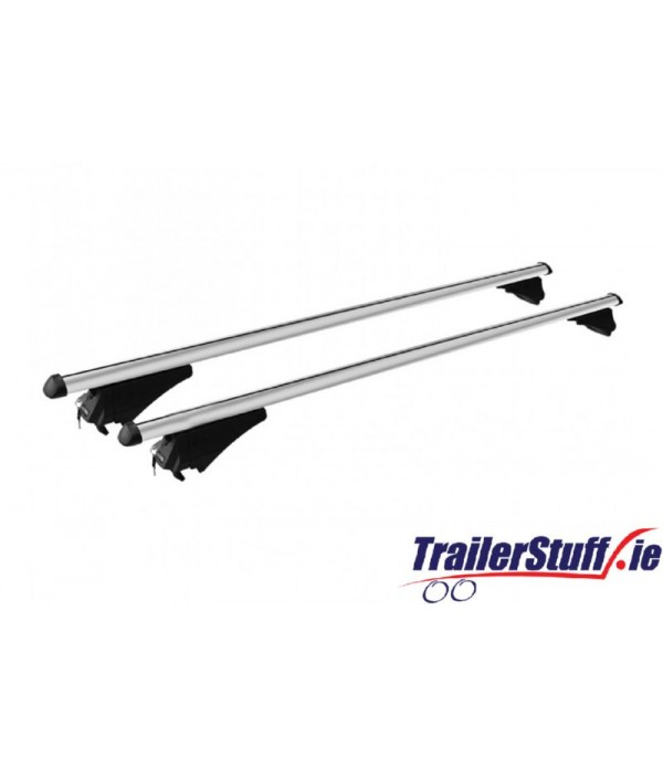 RB1040 MWAY EAGLE UNIVERSAL ALUMINIUM ROOF BARS 1....