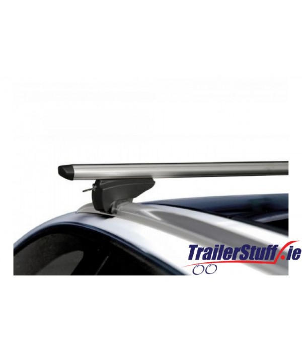 RB1030 MWAY M PROFILE UNIVERSAL ALUMINIUM ROOF BARS 1.2M FOR FLUSH ROOF RAILS