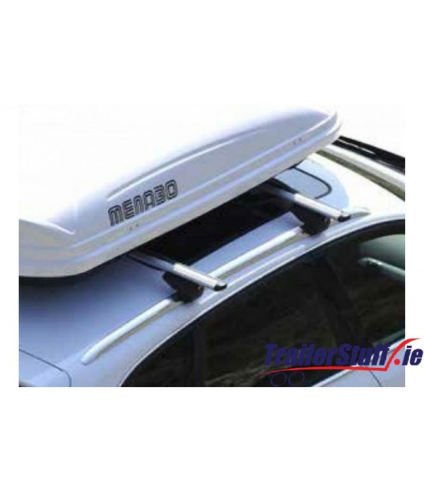 RB1035 MWAY M PROFILE XL UNIVERSAL ALI ROOF BARS 1.35M FOR FLUSH ROOF RAILS