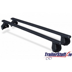 RB2005 MWAY SPACE BAR A - 2 x 1.12M STEEL BARS & FOOT KIT