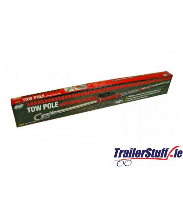 1.8T SPRING TELESCOPIC TOW POLE