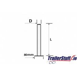 450MM X 34MM PROPSTAND