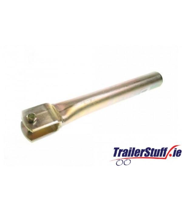 STEM FOR RIBBED ROLLER BRACKET