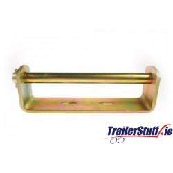 Bracket for 200x19 rollers
