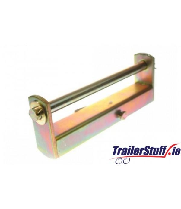 PARALLEL SIDE ROLLER BRACKET 16mm