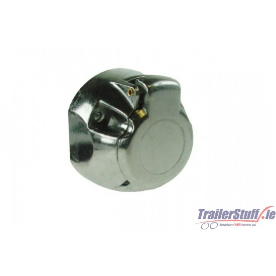 7 pin aluminium socket 12N