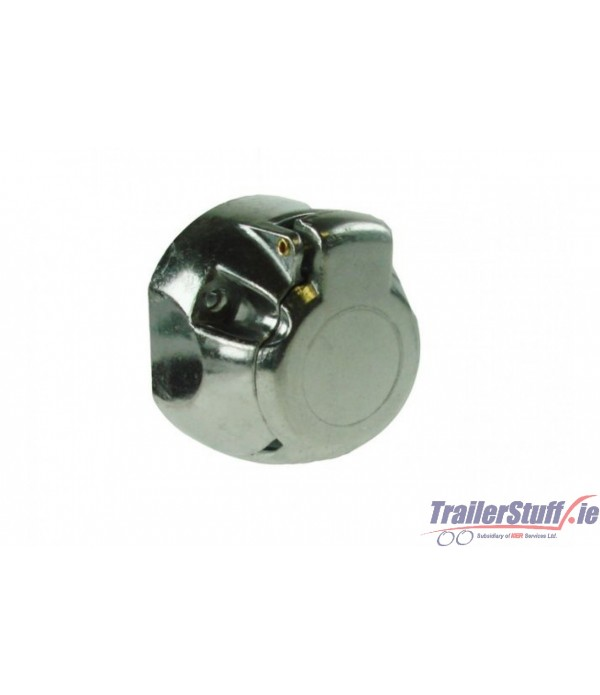 7 pin aluminium socket 12N