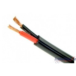 2 Core Cable 2x2mm² 17amp - 30m Roll