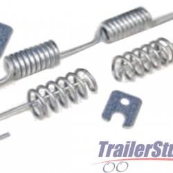 AL-KO 160 brake spring kit