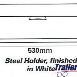 Number plate holder