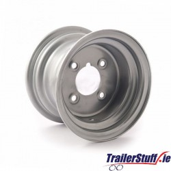 """8"""" rim 4 studs on 4"""" PCD for 16.5 tyres"""