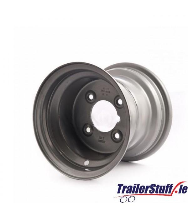 """Wheel rim 7.00x8, 4/4"""" PCD silver"""