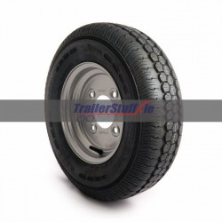 """145 R10 C, 8 ply, 4 on 5.5"""" PCD wheel assembly"""