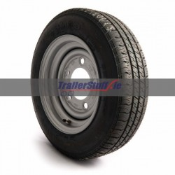 """155/70 R12 C, 5 on 6.5"""" PCD wheel assembly"""