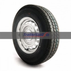 """155/80R13, 4 on 5.5"""" PCD wheel assembly"""
