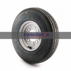 """4.80/4.00-8"""", 4 on 115mm. PCD wheel assembly"""