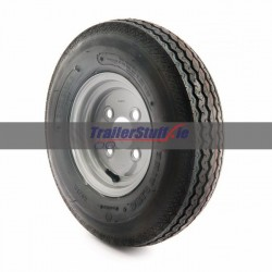 """4.80/4.00-8"""", 4 on 100mm. PCD wheel assembly"""