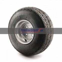 """18.5x8.5-8, 4 on 4"""" PCD wheel assembly"""