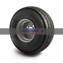 16.5x6.5-8, 4 on 100mm. PCD wheel assembly